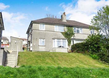 Thumbnail 1 bed flat for sale in Warwick Avenue, Whitleigh, Plymouth