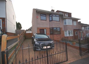 Thumbnail 4 bed semi-detached house for sale in Shelley Close, St George, Bristol