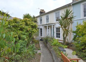 Thumbnail 3 bed terraced house for sale in Regent Square, Penzance, Cornwall