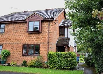 Thumbnail 1 bed semi-detached house to rent in Nether Vell-Mead, Fleet