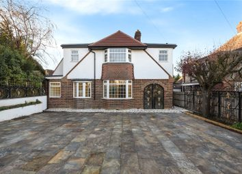 Thumbnail 5 bed detached house for sale in Croft Close, London