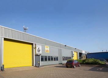 Thumbnail Light industrial to let in Grosvenor Grange, Woolston, Warrington, Cheshire