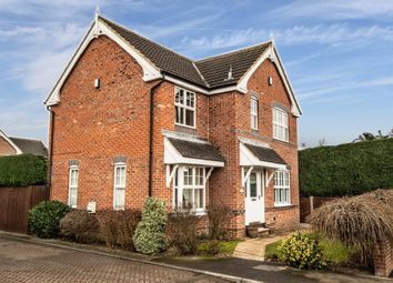 Thumbnail 4 bed detached house for sale in The Crimbles, Durkar, Wakefield