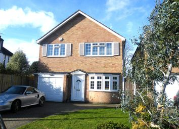 Thumbnail 4 bed detached house to rent in Meadway, Beckenham, Kent