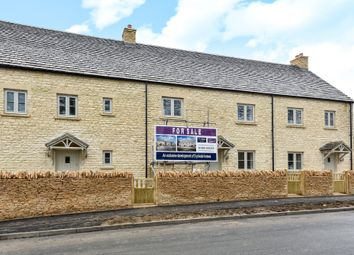 Thumbnail 2 bed maisonette for sale in West End, Northleach, Cheltenham