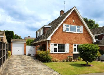 Thumbnail 3 bed detached house for sale in Gale Drive, Lightwater, Surrey