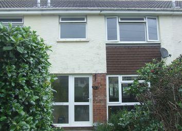 Thumbnail 3 bed terraced house to rent in Bickington Lodge Estate, Bickington, Barnstaple
