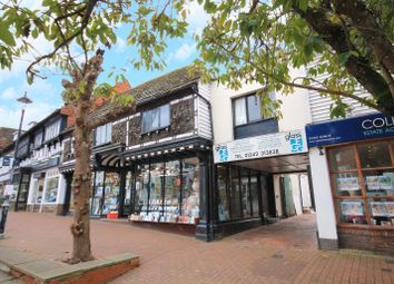 1 bed maisonette to rent in High Street, East Grinstead RH19