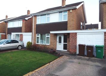 Thumbnail 3 bed detached house for sale in Romney Avenue, Wollaton, Nottingham, Nottinghamshire
