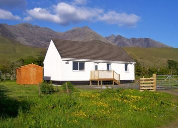 Thumbnail 3 bed detached bungalow for sale in Carbost, Isle Of Skye