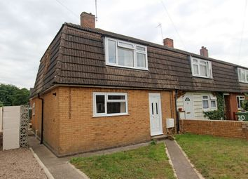 Thumbnail 3 bed end terrace house to rent in Quarry Mead, Alveston, Bristol