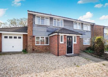 Thumbnail 3 bed semi-detached house for sale in Heath Gardens, Southampton