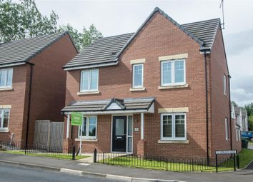 Thumbnail 3 bedroom detached house for sale in St. Edmunds Close, Backworth, Newcastle Upon Tyne