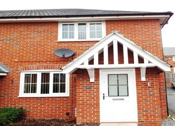Thumbnail 2 bed property to rent in Suffolk Way, Church Gresley, Swadlincote