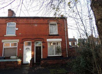 Thumbnail 2 bedroom end terrace house for sale in Wallis Street, Newton Heath, Manchester
