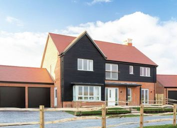 """Thumbnail 5 bedroom detached house for sale in """"The Austen"""" at Andover Road North, Winchester"""