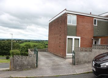Thumbnail 3 bedroom end terrace house for sale in Hurrell Close, Plymouth