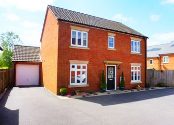 Thumbnail 4 bed detached house for sale in Quakers Road, Devizes