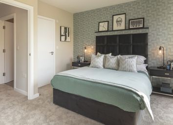 Thumbnail 1 bed flat for sale in Cortina Drive, Rainham