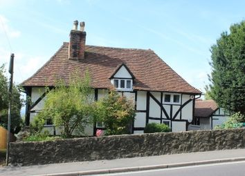 Thumbnail 4 bedroom detached house to rent in Linton Hill, Linton, Linton, Maidstone
