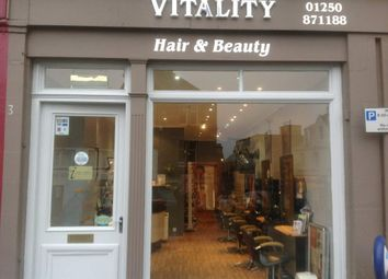 Thumbnail Retail premises for sale in Vitality Hair & Beauty, Blairgowrie