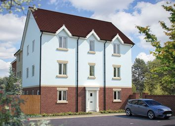 "Thumbnail 3 bed property for sale in ""The Farington"" at Poethlyn Drive, Costessey, Norwich"