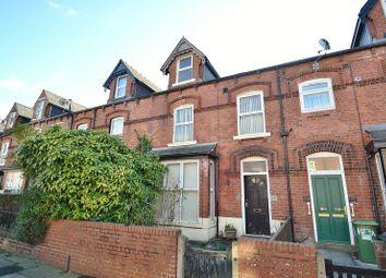 Thumbnail 5 bedroom terraced house for sale in Grange Avenue, Leeds