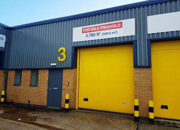 Thumbnail Light industrial for sale in Unit 3 Chantry Park, Cowley Road, Nuffield Industrial Estate, Poole