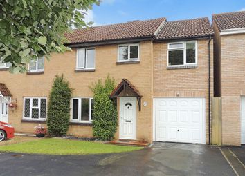 Thumbnail 4 bedroom semi-detached house for sale in Long Beach Road, Longwell Green, Bristol