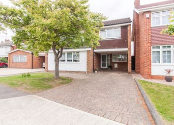 Thumbnail 5 bedroom detached house for sale in Rectory Way, Uxbridge