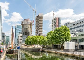 Thumbnail 1 bed flat for sale in One Park Drive, Wood Wharf, Canary Wharf, London