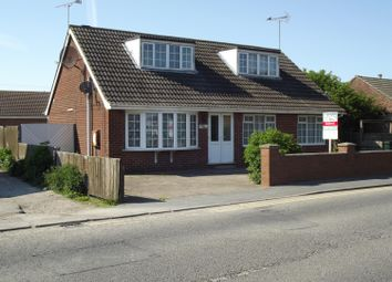 Thumbnail 4 bed detached house for sale in Sutton Road, Trusthorpe, Mablethorpe