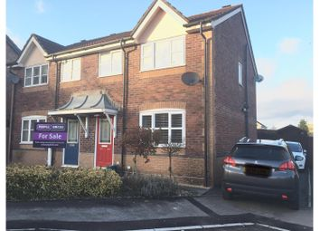 Thumbnail 3 bed semi-detached house for sale in Tal Y Coed, Swansea