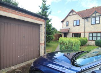 Thumbnail 3 bed semi-detached house for sale in Anvil Court, Pity Me, Durham
