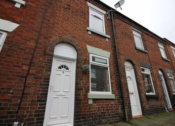 Thumbnail 1 bed terraced house for sale in Wellington Street, Leek