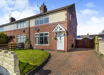 Thumbnail 2 bed terraced house for sale in Kelvin Street, May Bank, Newcastle-Under-Lyme