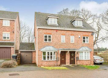 Thumbnail 3 bed semi-detached house to rent in Mallow Drive, Woodland Grange, Bromsgrove