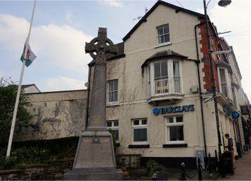 Thumbnail 1 bed flat for sale in 9 Castle Street, Llangollen
