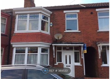 Thumbnail 2 bed terraced house to rent in Middlesbrough, Middlesbrough