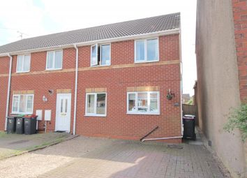 Thumbnail 3 bed town house for sale in Fern Street, Sutton-In-Ashfield