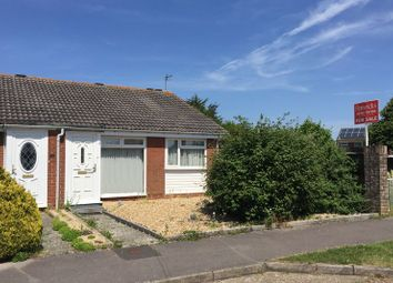 Thumbnail 2 bed semi-detached bungalow for sale in Fell Drive, Lee-On-The-Solent