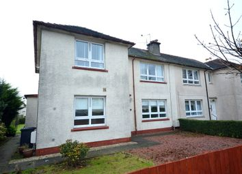 Thumbnail 3 bed flat for sale in Lilac Avenue, Clydebank