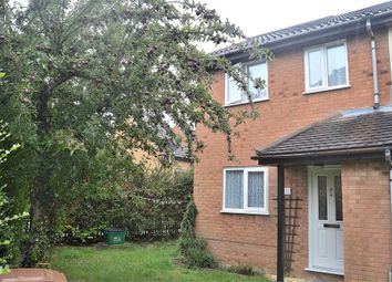 Thumbnail 1 bed end terrace house for sale in Ellenborough Close, Bishop's Stortford, Hertfordshire
