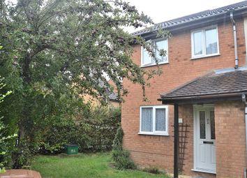 Thumbnail 1 bedroom end terrace house for sale in Ellenborough Close, Bishop's Stortford, Hertfordshire