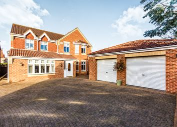Thumbnail 5 bed detached house for sale in Town Wells Court, North Anston, Sheffield