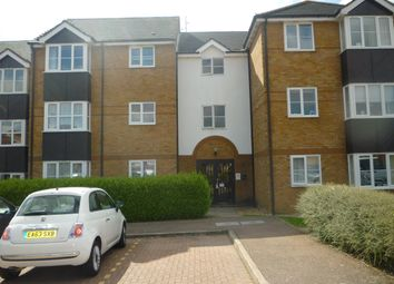 Thumbnail 1 bedroom flat to rent in Foxes Close, Hertford