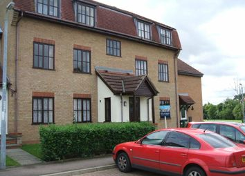 Thumbnail 2 bed flat to rent in Dart Close, St. Ives, Huntingdon