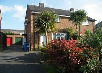 Thumbnail 3 bedroom semi-detached house for sale in Fitzworth Avenue, Hamworthy, Poole