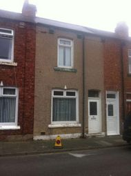 Thumbnail 2 bed terraced house for sale in Rossall Street, Hartlepool