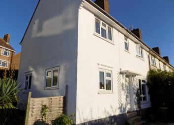 Thumbnail 3 bed end terrace house for sale in Horton Road, Brighton